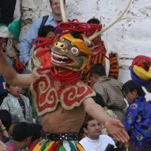 13 days Trashigang Tschechu Festival
