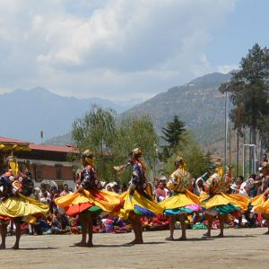 8 days Paro Tschechu Festival